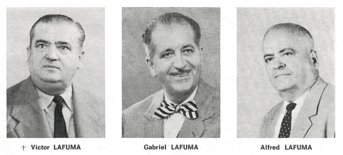 lafuma(ラフマ)の創設者