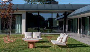 曲線的なフォルムが印象的なiSimar(イシマール)の家具