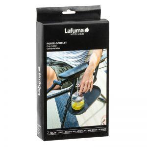 Lafuma アクセサリー リクライニングチェア用 ドリンクホルダー/サイドテーブル LFM2425
