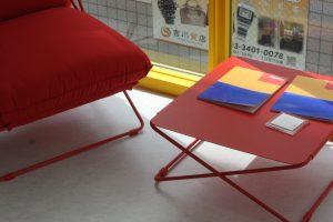 diablalチェア、テーブル@XCspace(クロスシースペース)ショールーム